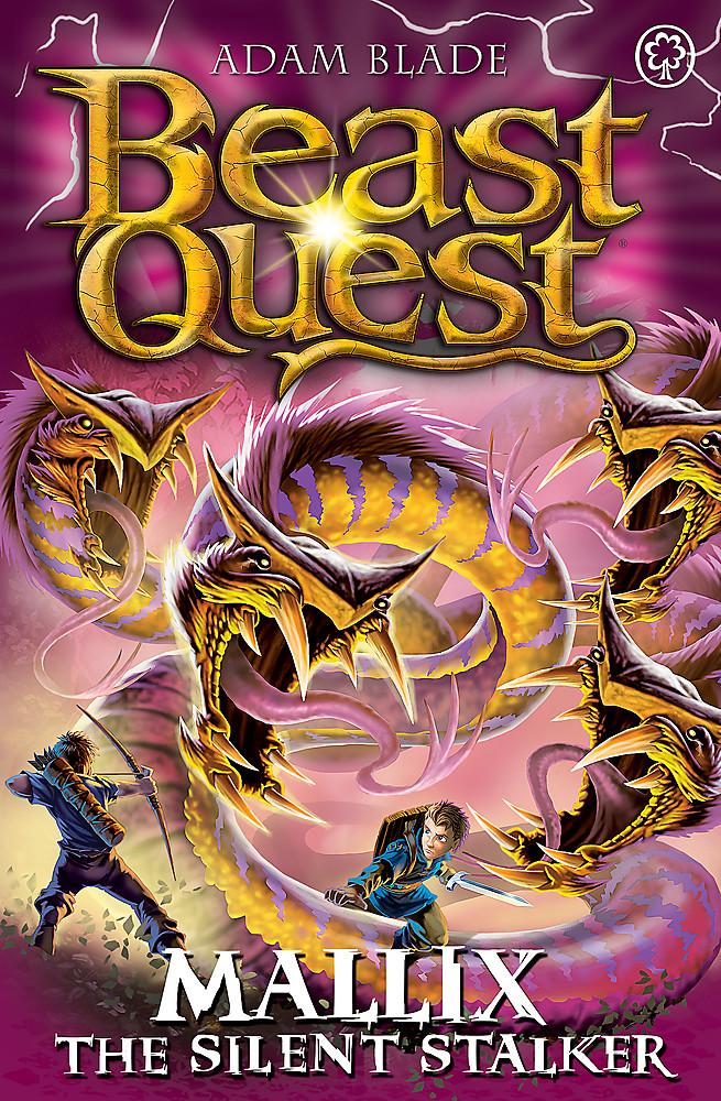 Beast Quest: Mallix the Silent Stalker