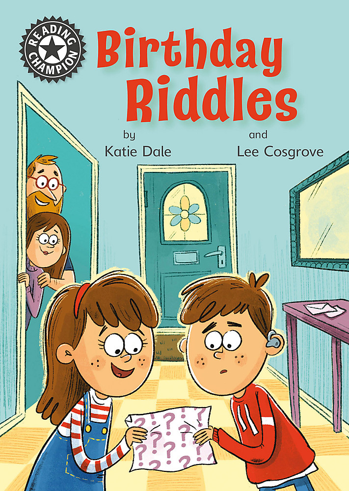 Reading Champion: Birthday Riddles