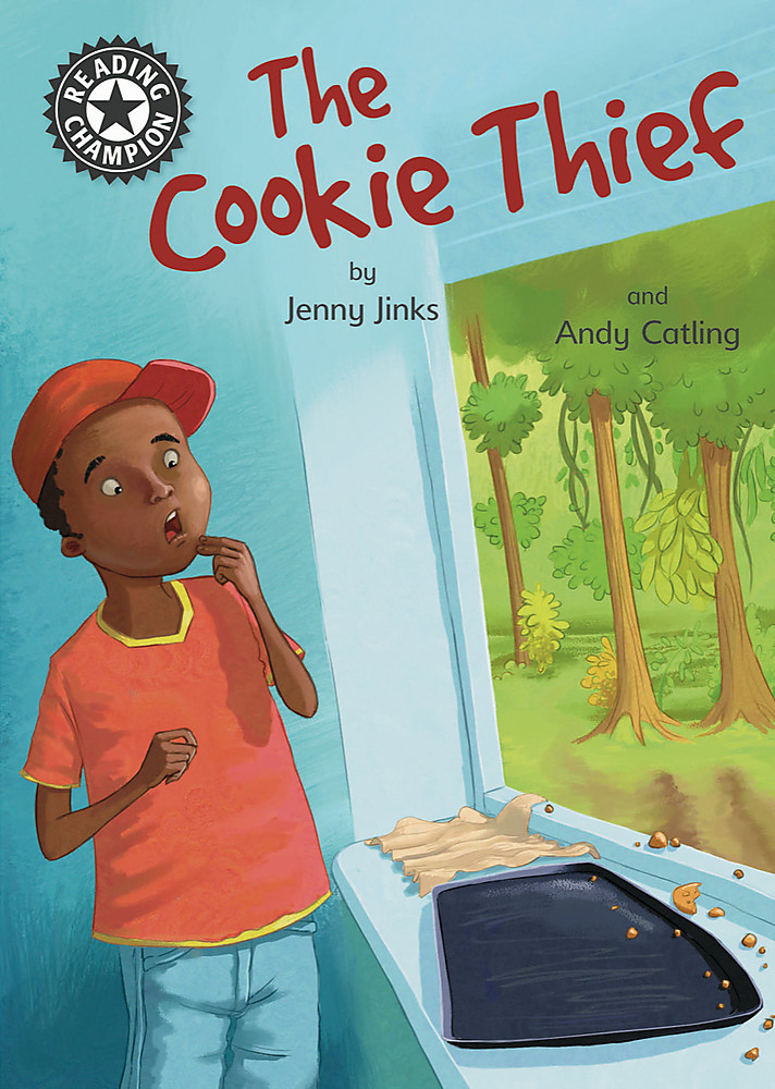 Reading Champion: The Cookie Thief